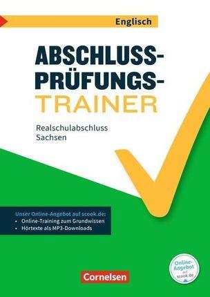 Abschlussprüfungstrainer Englisch - Sachsen 10. Schuljahr - Realschulabschluss