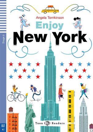 Enjoy New York mit Audio CD
