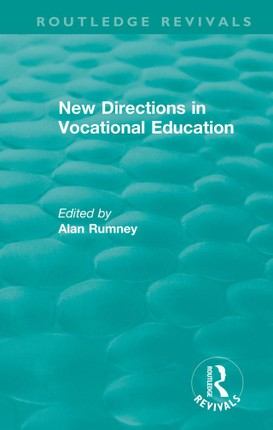 New Directions in Vocational Education