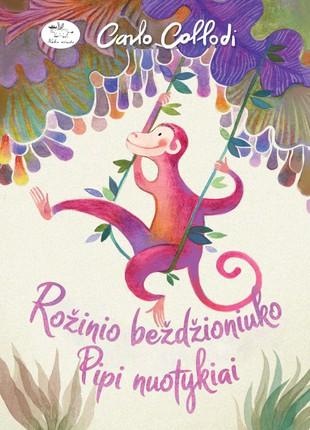 Rožinio beždžioniuko Pipi nuotykiai