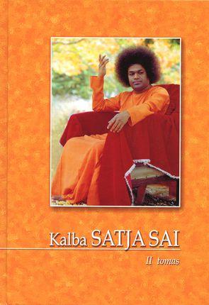 Kalba Satja Sai. 2 tomas