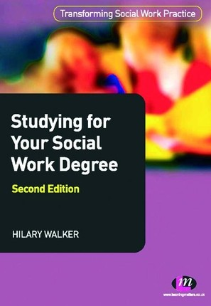 Studying for your Social Work Degree