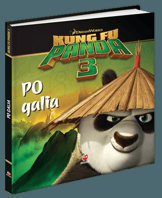 Kung Fu panda 3. Po galia