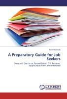 A Preparatory Guide for Job Seekers