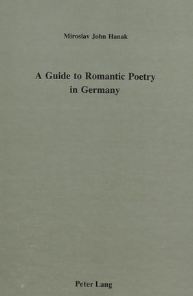 A Guide to Romantic Poetry in Germany