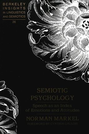 Semiotic Psychology