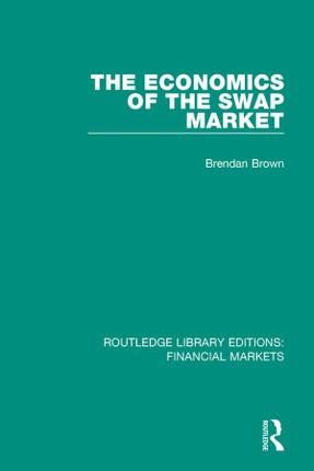 The Economics of the Swap Market