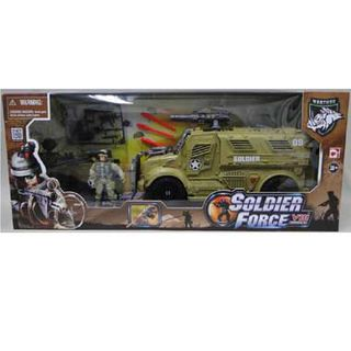 CHAP MEI rinkinys karinis Sand Cougar X Soldier VIII 521005