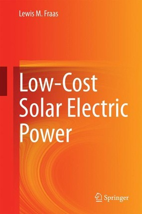 Low Cost Solar Electric Power