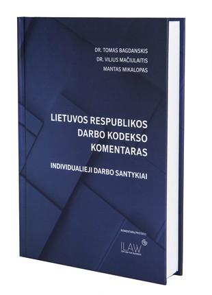 Lietuvos Respublikos darbo kodekso komentaras: individualieji darbo santykiai