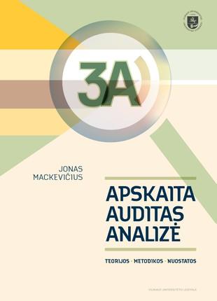 3A – apskaita, auditas, analizė