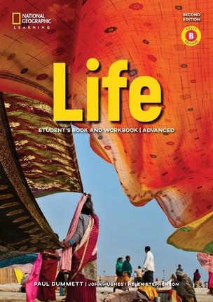 Life - Second Edition C1.1/C1.2: Advanced - Student's Book and Workbook (Combo Split Edition B) + Audio-CD + App