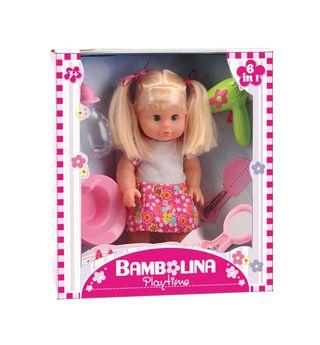 BAMBOLINA lėlė su aksesuarais (30 cm) 6in1, 1403