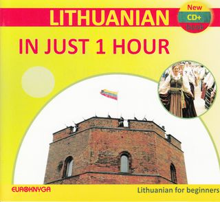 Lithuanian in just 1 hour