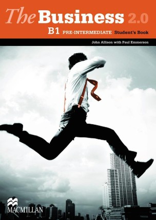 The Business 2.0 Pre-intermediate. Student's Book with e-Workbook (DVD-ROM)