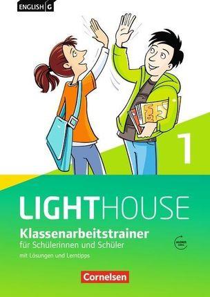 English G LIGHTHOUSE 01: 5. Schuljahr. Klassenarbeitstrainer mit Lösungen und Audios online