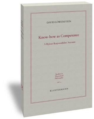 Know-how as Competence