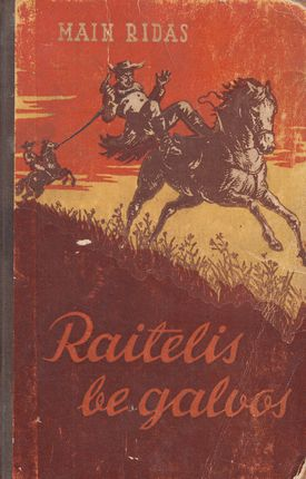 Raitelis be galvos (1954)