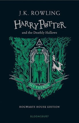 Harry Potter and the Deathly Hallows/Slytherin Ed.