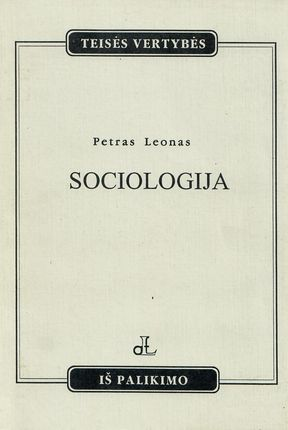 Sociologija (1939)
