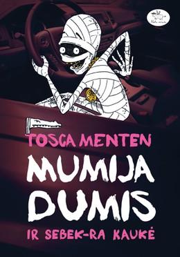 Mumija Dumis ir Sebek-Ra kaukė