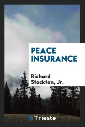 Peace insurance