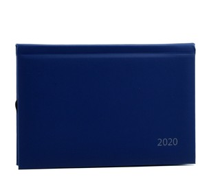 Kišeninis darbo kalendorius 2020 m. (tamsi mėlyna)