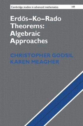 Erdos-Ko-Rado Theorems: Algebraic Approaches