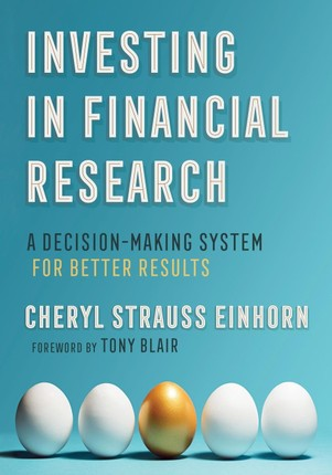 Investing in Financial Research