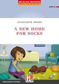 A New Home for Socks / Level 1 (A1). Class Set