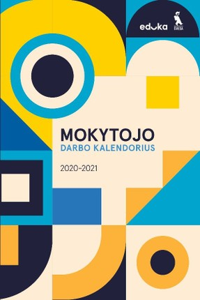Mokytojo darbo kalendorius 2020–2021 m. m.