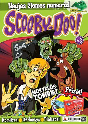 Scooby-Doo Megažurnalas (Nr. 3)