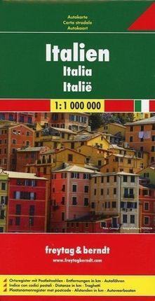 Italien 1 : 1 000 000