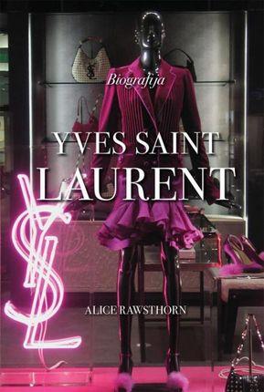 Yves Saint Laurent. Biografija