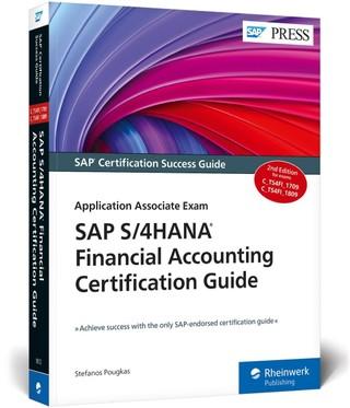 SAP S/4HANA Financial Accounting Certification Guide