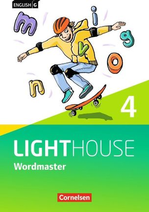 English G LIGHTHOUSE 04: 8. Schuljahr. Wordmaster mit Lösungen
