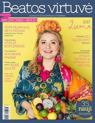Beatos virtuvė. Žurnalas. Žiema (2017)