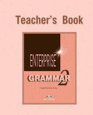 Enterprise 2. Teacher's grammar. Anglų kalbos gramatika mokytojams